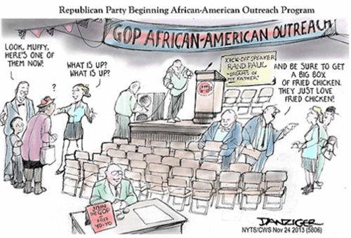 rand paul african american outreach