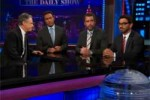 daily show news team