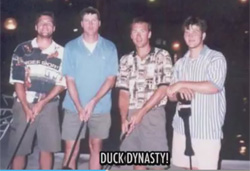 country club duck dynasty