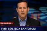 santorum apartheid