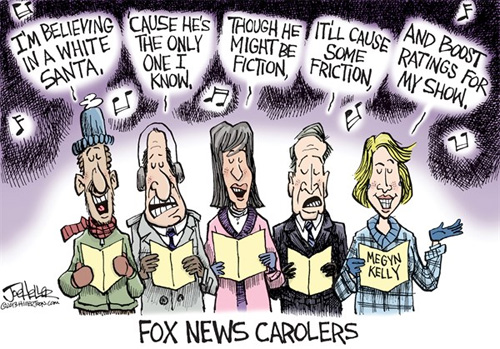 Fox News White Christmas