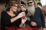phil robertson and Sarah Palin