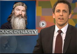 snl duck dynasty