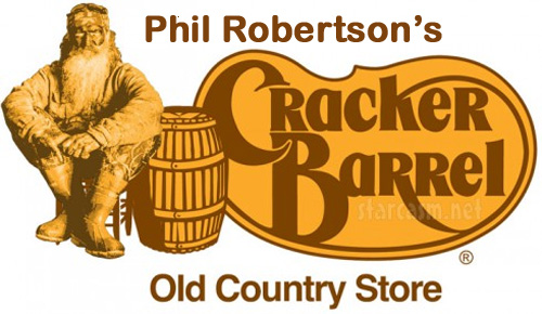 cracker barrel phil robertson