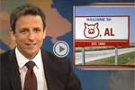 weekend update seth meyers