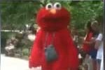 anti semitic Elmo