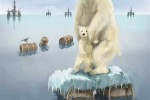 oil polar bears