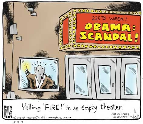 gop scandals