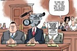 zimmerman trial cartoon