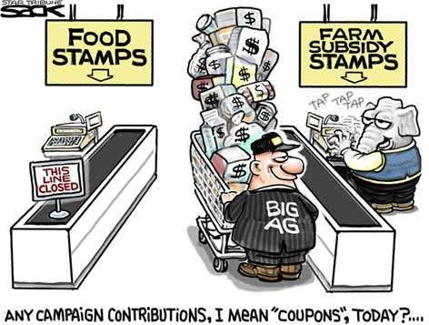 food stamps for rich