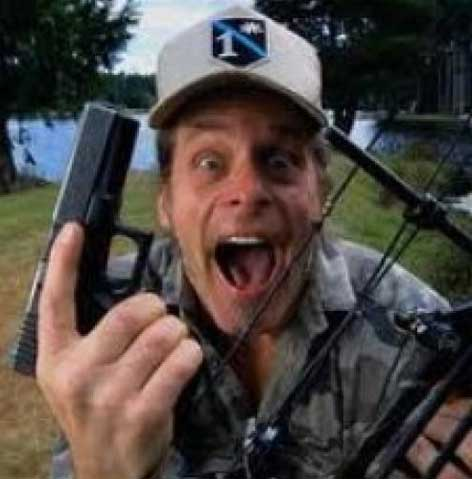 ted nugent for president