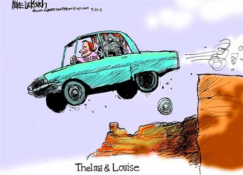 ted cruz thelma and louise