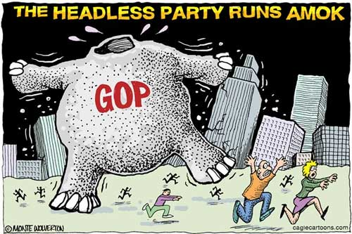 headless gop