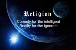 religion for the poor and ignorant