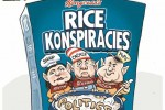 Rice Conspiracies Sack