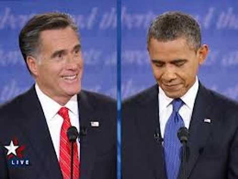 Romney wins first debate