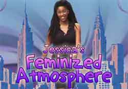 Jessica Williams feminized world