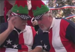 Patriot Brothers explain Christmas