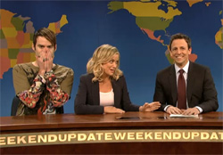 SNL: Weekend Update Goodbye Seth Meyers – Kick! – A ...