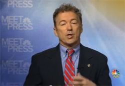 rand paul gives a lewinsky