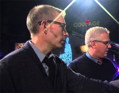 Matt Kibbe and Glenn Beck
