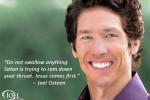 joel osteen says stupid things