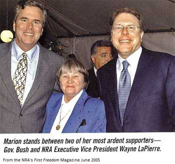 Jeb Bush stands his ground with NRA