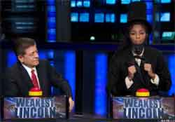jessica williams is abe lincoln