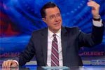Stephen Colbert on Who will Replace David Letterman on CBS