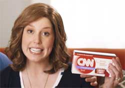 snl, cnn pregnancy test