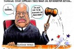 Clarence Thomas & Affirmative Action