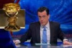 stephen colbert finds holy grail