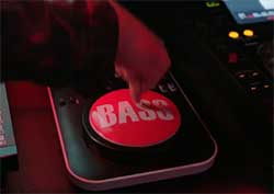 andy samberg DJ turn on the bass