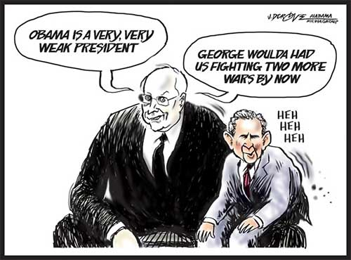 Bush Cheney Doctrine