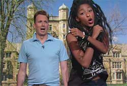 Jessica williams and jordan klepper campus sex offenses