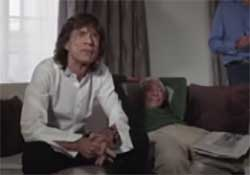 wrinkly old mick jagger