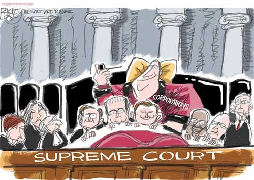 Corporate Supreme Court