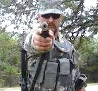Border militia chris davis
