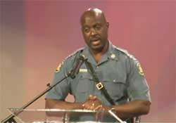 Ferguson Capt Ron Johnson Speech
