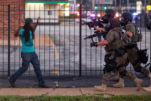The historic Ferguson Image