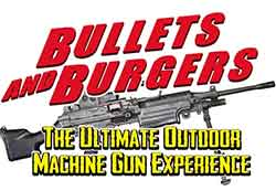 bullets and burgers