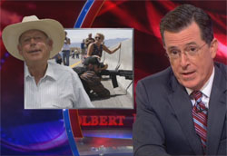 Ferguson vs cliven bundy