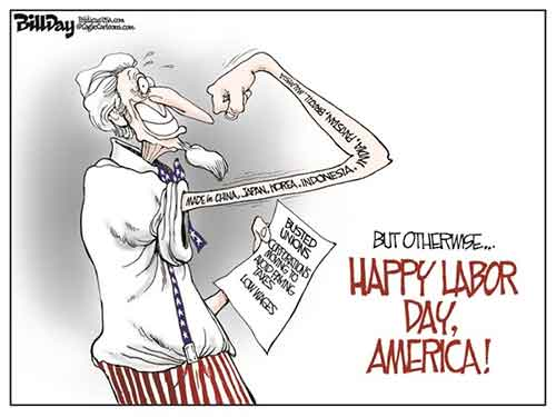 happy un labor day