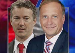 friends rand paul and steve king