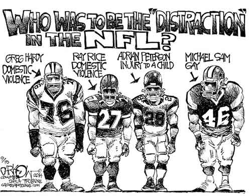 NFL Distractions