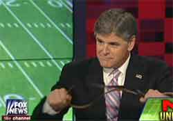 sean hannity uses belt to defend adrian peterson