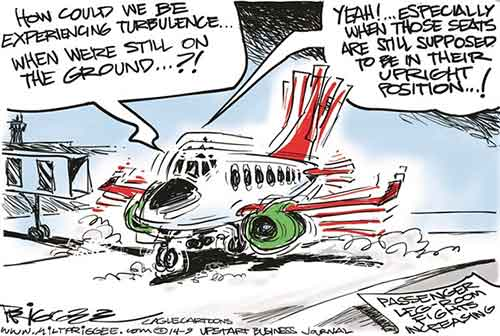airline seat anger