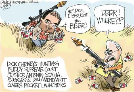 scalia okays missile launchers