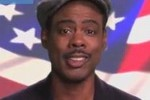 Jimmy Kimmel Show, Comedian Chris Rock tells white voters the good news about Barack Obama