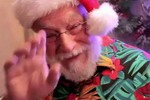 Funny or Die: Santa Retires but doesn't adapt well south of the North Pole, until residents at retirement community stage intervention and save Christmas  their cookies and their sanity